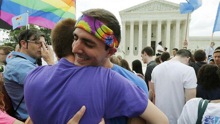 Ley de matrimonio homosexual en estados unidos