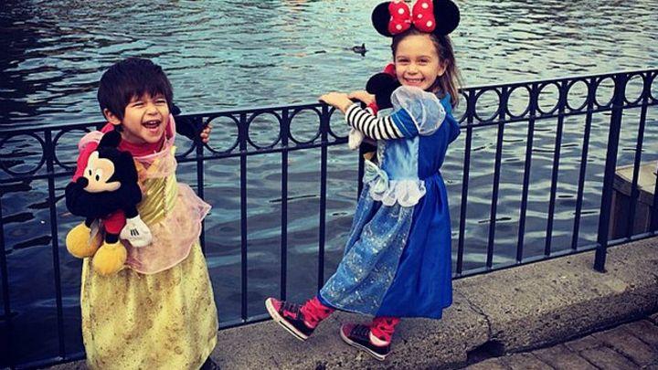 b2b8a14a0 ¿Qué hacer si tu hijo se quiere vestir de princesa  - BBC News Mundo