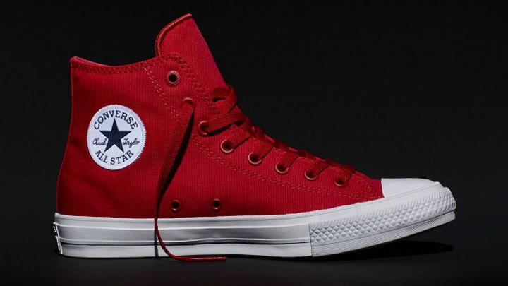 Tras casi un siglo inalteradas, las Converse All Star se