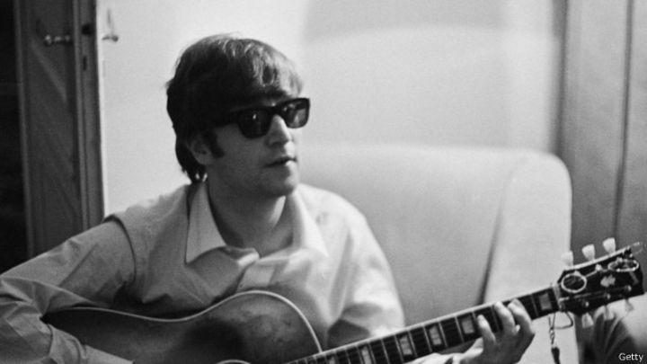 Kutipan Kutipan John Lennon Paling Dikenang Bbc News Indonesia