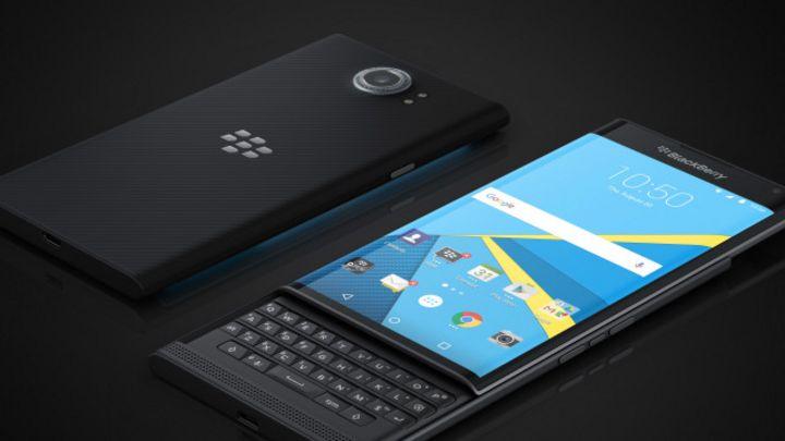 Priv: BlackBerry acude a Android en su último intento por
