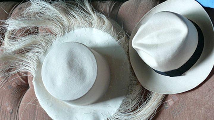 f2b44c1c96 El pueblo ecuatoriano donde se tejen los sombreros más finos y caros del  mundo - BBC News Mundo