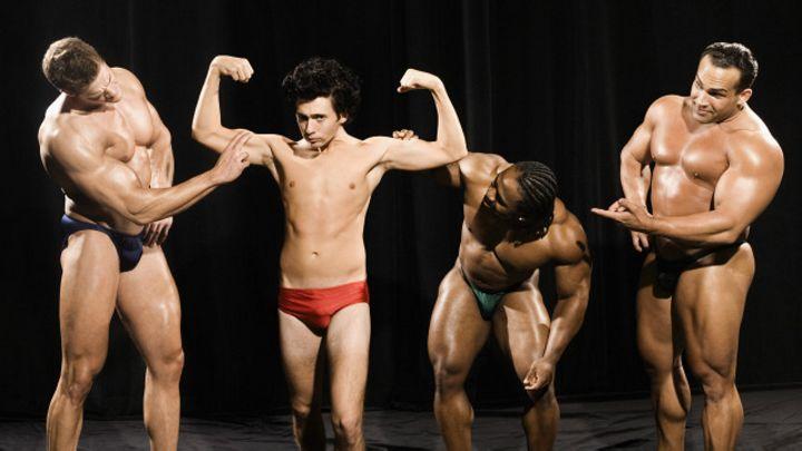 como crecer musculos rapido