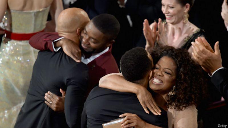 """Oprah Winfrey es la productora de """"Selma""""."""