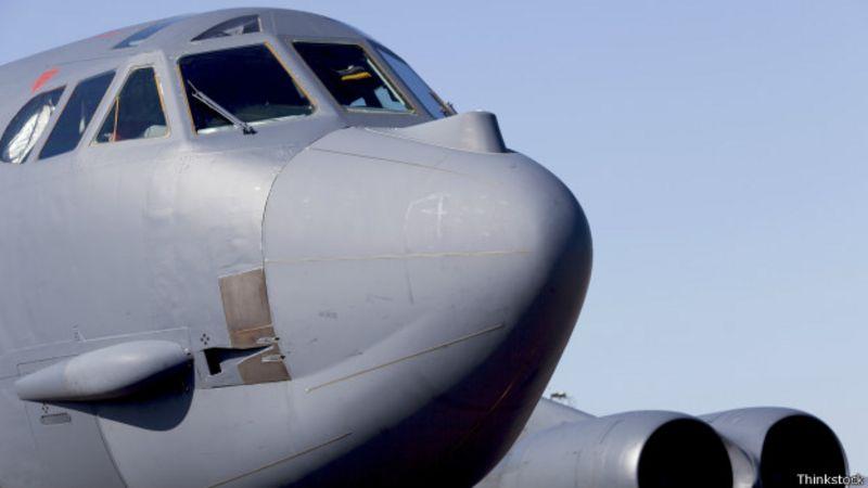 Avión B-52