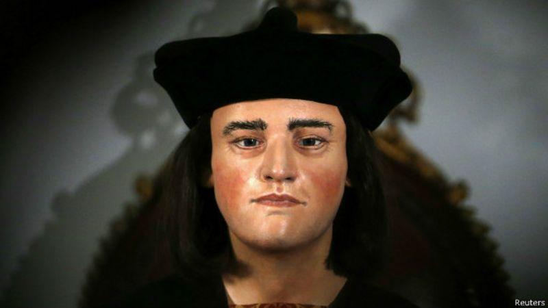 Las pruebas forenses de Ricardo III mostraron que no era monstruoso como se le describió.