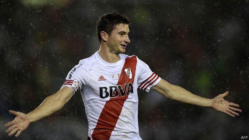 Lucas Alario, River Plate