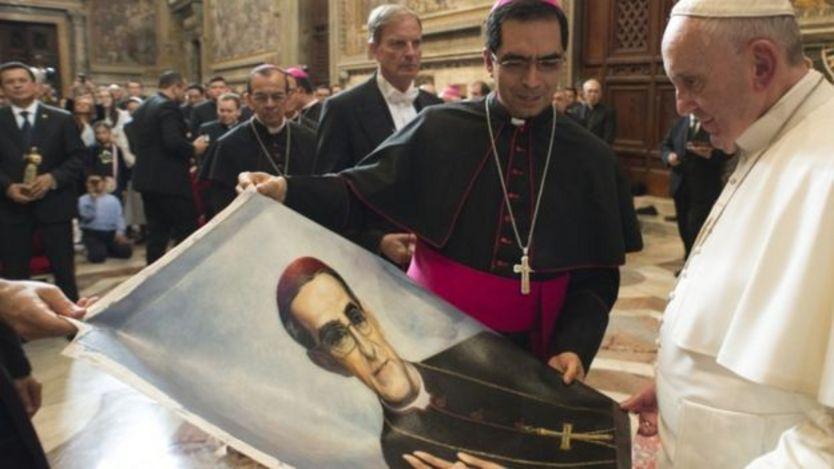 Romero y el Papa