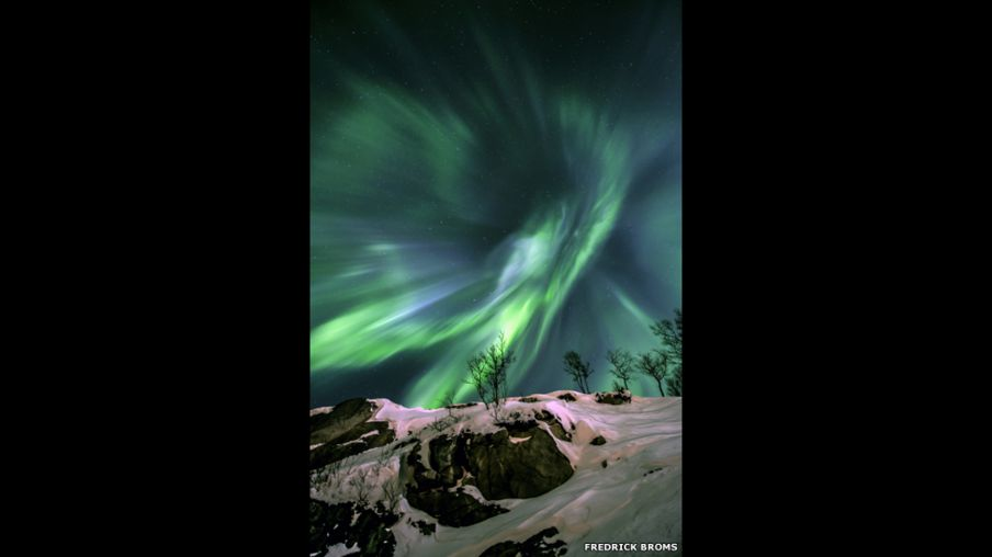 En fotos: las mejores imágenes de astronomía de 2013