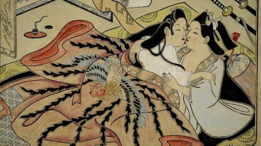 Historia erótica: los secretos sexuales japoneses