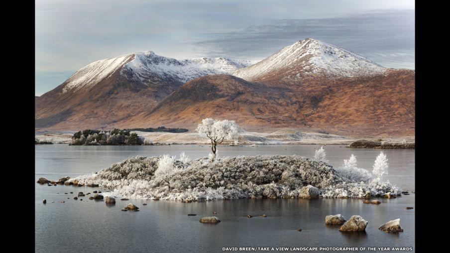 En fotos: los paisajes más impactantes de Reino Unido