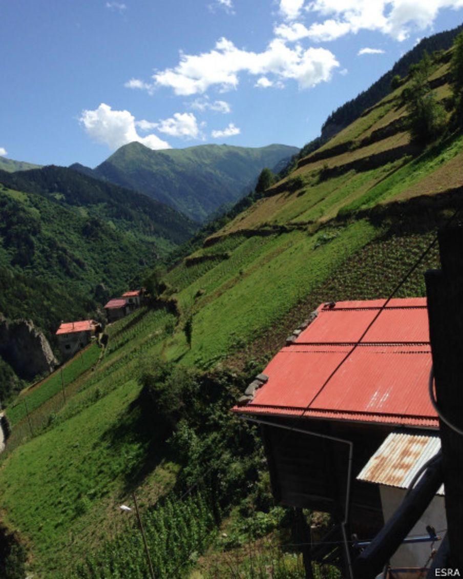 Sizin fotoğraflarınız: Dağlar