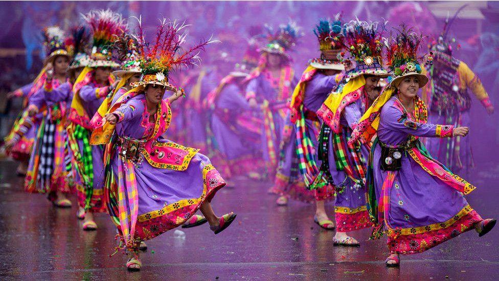 Resultado de imagen para carnaval de oruro