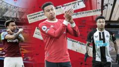 What does the future hold for Lingard?