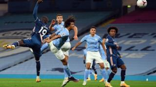 Man City v Arsenal