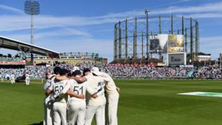 England, The Oval