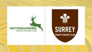 Nottinghamshire v Surrey