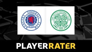 Rangers Celtic rater