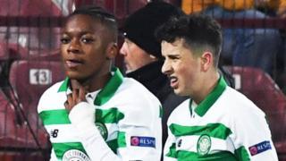 Cluj v Celtic
