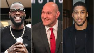 Wilder, Fury and Joshua