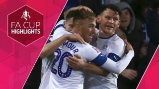 Highlights from Tranmere v Watford