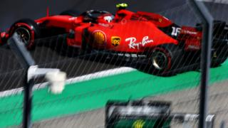 Charles Leclerc spin
