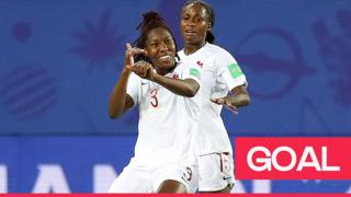 Buchanan scores a header to put Canada ahead