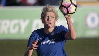 Chelsea's Millie Bright
