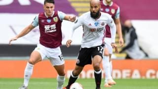 Burnley v Sheff Utd