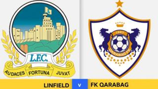 Linfield v Qarabag
