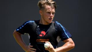 Surrey and England all-rounder Sam Curran
