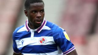 Reading's Lucas Joao