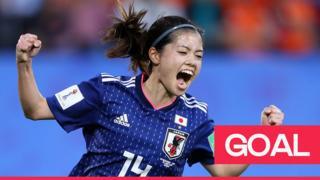 Yui Hagesawa goal