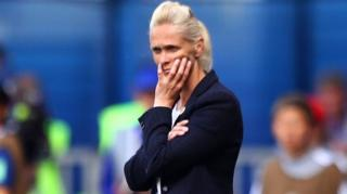 Scotland manager Shelley Kerr