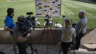 Livingston press conference