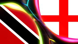 Trinidad & Tobago v England