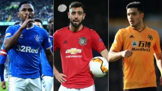 Europa League teams