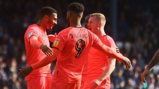 Huddersfield v Blackburn
