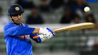 India's Singh Dhoni