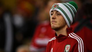 A Wales fan