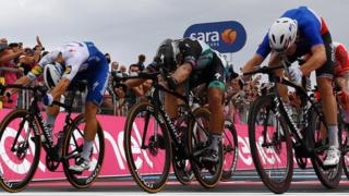 Giro d'Italia Stage 4