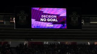 VAR no goal