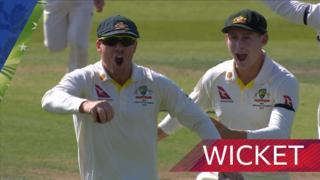 Joe Root wicket