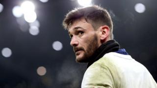 Tottenham's Hugo Lloris