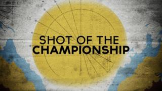 World Snooker Championship: shots of the tournament