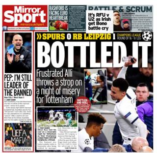Thursday's Mirror