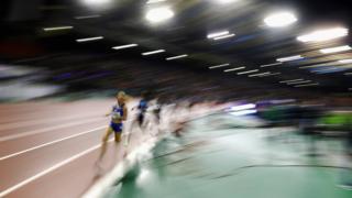 Diamond League athletics