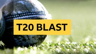 T20 Blast graphic