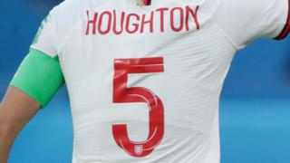 Steph Houghton shirt