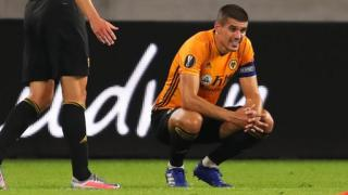 Wolves captain Conor Coady
